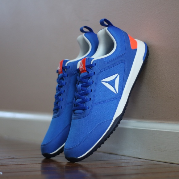 reebok shoes blue
